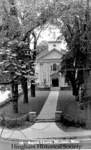 Waves of Change Lecture Series: From Puritan Roots to a Town of Many Churches - Tour, Part I @ Hingham Heritage Museum